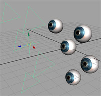 Free Keegan_lookAt for Maya 3.5.0 (maya script)