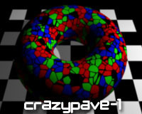 Free crazy-pave for Xsi 1.0