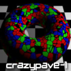 crazy-pave for Xsi 1.0