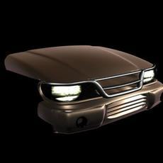 Car Paint Brown for Maya 0.1