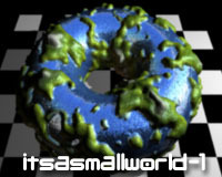 Free its a small world for Xsi 1.0