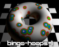 Free Bingo Hoops 1 for Xsi 1.0
