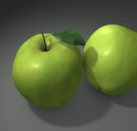 Free GreenAppleShader for Maya 0.0