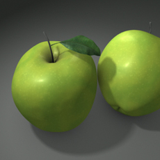 GreenAppleShader for Maya 0.0