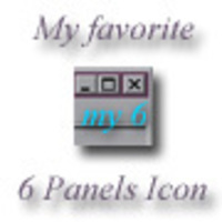 Free my6 Favorite Panels 0.1.0