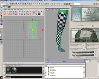 Free FG Auto UV for Maya 1.0 (maya plugin)