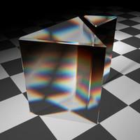 Free Poor Mans Dispersion Shader for Renderman 0.1