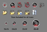 Free Maya Icons (WinXP) 4.5.0