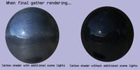 Carbon Fibre Shader 2.0.0 for Maya