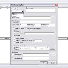 NDRServer (Free Network Distribution Rendering) 1.0.0