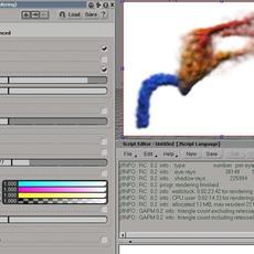 Genie Tail for Xsi 1.0