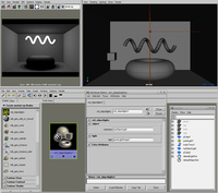 mentalray object lights for Maya 1.1 (maya plugin)
