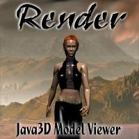 Free 3D Render 1.0.0