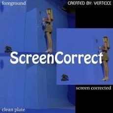 ScreenCorrect for Shake 1.2.0