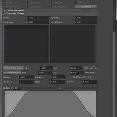 MotionMorpher for Maya 1.3.0 (maya script)