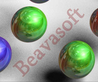 Free Beavasoft_Green_Metal for Maya 1.0