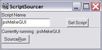 Free psSourceScript.mel for Maya 1.0.0 (maya script)