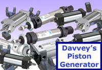 Davveys Piston Generator 1.1.0 for Maya (maya script)