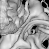 Free Ambient Occlusion Material for Zbrush 1.0.0