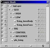 Free ds_layerStack for Maya 1.1.0 (maya script)