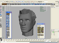 Free Maya 7 GUI for Low Poly Modeling And UV 3.0.0