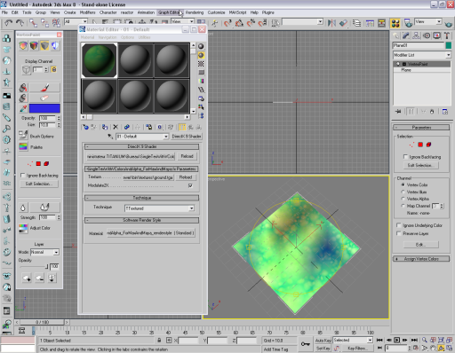 DirectX 9 Shader for 3dsmax - Free Shaders Downloads for 3dsmax