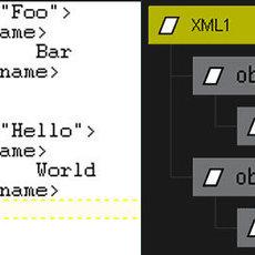 xml_lib.mel for Maya 1.1.0 (maya script)