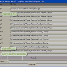 Skinny Texture Manger for Maya 0.9.0 (maya script)