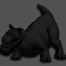 Bull Creature Rig for 3dsmax 1.0.0