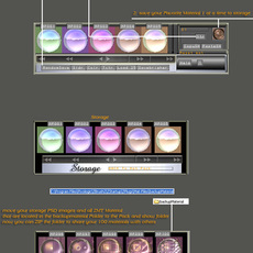 Mat Pack for Zbrush 2.0.0