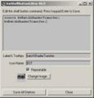 Free kwShelfButtonEditor for Maya 0.9.0 (maya script)