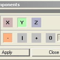 Align Components for Maya 1.6.0 (maya script)