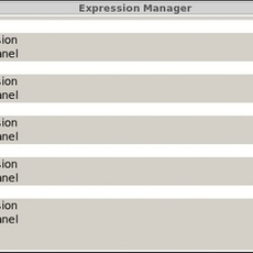 expression manager for Nuke 0.0.1