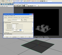 Free arbitrary displacement for Maya 0.9.0