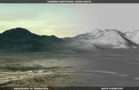 Free Maya Terragen Connection for Maya 1.0.0 (maya script)