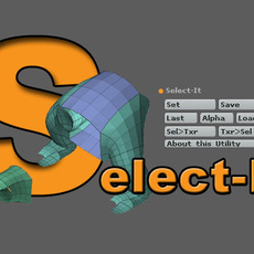Select It for Zbrush 1.0.0