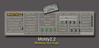 Free Moldy2.2 for Zbrush 2.2.0