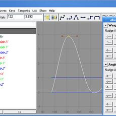 abxTangents for Maya 1.0.0 (maya script)