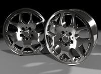 Free BM Wheel Rim for Maya 0.0.0