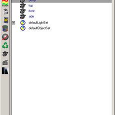 Pinworms Outliner for Maya 1.0.0 (maya script)