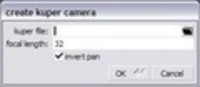 Free KuperCamera for Nuke 0.0.0