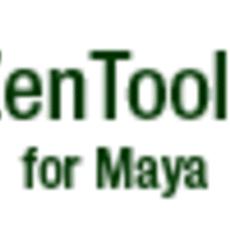 ZenTools for Maya 1.6.1 (maya script)