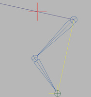 Free getPoleVector - zero rotation on IK joints for Maya 1.0.0 (maya script)