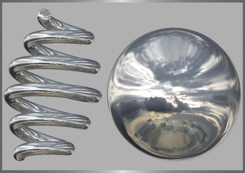 Material 50 pack for Zbrush - Free Materials Downloads for