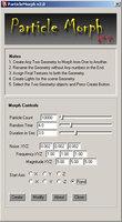 Free ParticleMorph for Maya 2.0.0 (maya plugin)