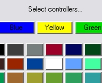 Free wp Controls Color for Maya 1.0.0 (maya script)