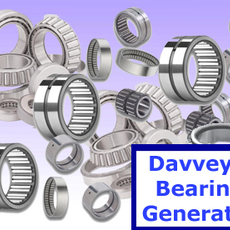 Davveys Bearing Generator for Maya 1.0.0 (maya script)