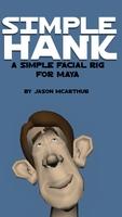 Free Simple Hank for Maya 2.0.0