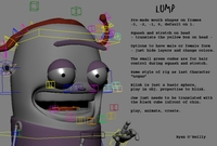 Free Lump for Xsi 1.0.0