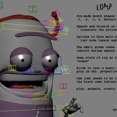 Lump for Xsi 1.0.0
